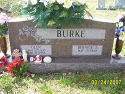 Bernice E Burke