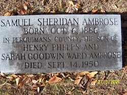 Samuel Sheridan Ambrose