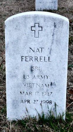 Nat Ferrell