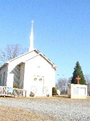 Christian View Church Cemetery