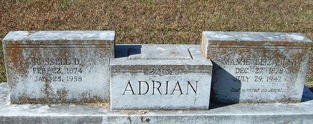 Russell D. Adrian