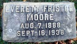 Everett Fristoe Moore