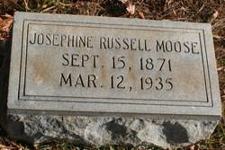 Josephine <I>Russell</I> Moose