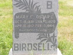 Mary Elizabeth <I>Coffield</I> Birdsell