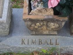 Dallas M Kimball