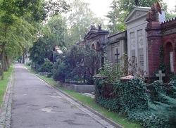 Luisenstädtischer Friedhof I