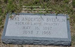 Jake Anderson Byler, Jr