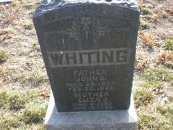 John B Whiting