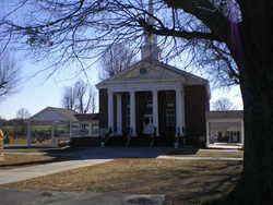 Faulks Baptist Church Cemetery