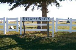 Biglers Grove Cemetery