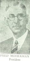 "George Frederick ""Fred"" Moherman"