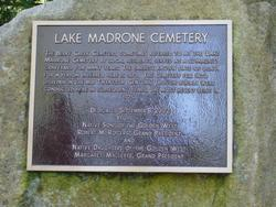 Lake Madrone Cemetery