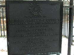 Abigail <I>Philips</I> Quincy