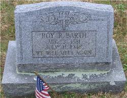 Roy Raymond Barth