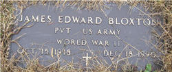 James Edward Bloxton