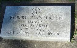 Robert C Anderson