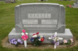 Lyman John Hansel