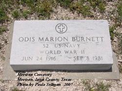 Odis Marion Burnett