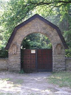 Friedhof Grunewald-Forst