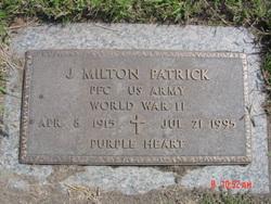Junior Milton Patrick