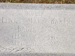 Lena Mae <I>Baker</I> Babineaux