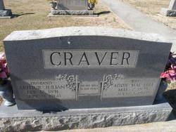 Addie Mae <I>Hill</I> Craver