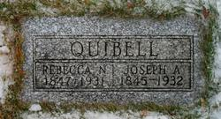 Rebecca Bingham <I>Newton</I> Quibell