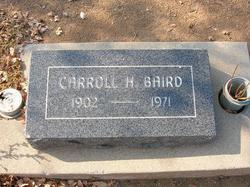 Carroll Hubbard Baird
