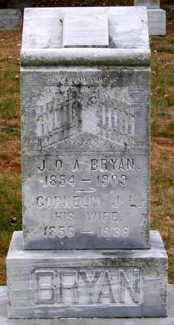 Cornelia Jane L. <I>Michael</I> Bryan