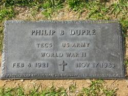 Philip B. Dupre