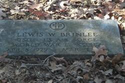 Lewis W Brinlee