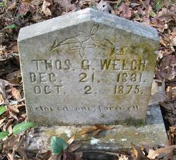 Thomas Griffin  Welch