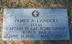 James Alfred Landers