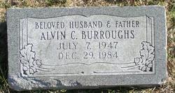 Alvin C. Burroughs