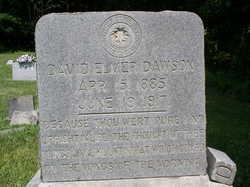 David Elmer Dawson