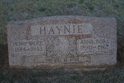 Henry Bruce Haynie