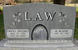 Gwen Louise <I>Hughes</I> Law