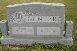 Frances Marie <I>Pettit</I> Gunter