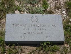 Thomas Jefferson King