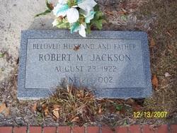 Robert M Jackson