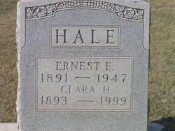 Ernest E Hale