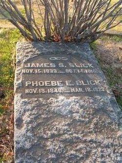 James Shannon Blick