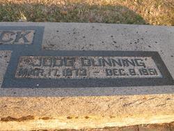Judd Dunning Blick