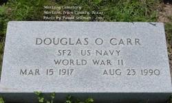 Douglas O Carr
