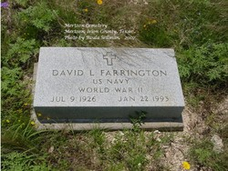 David Lewis Farrington