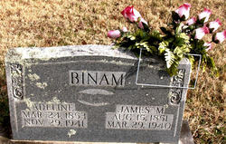 "James Monroe ""Jim"" Binam"