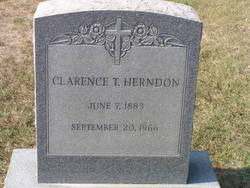 Clarence Tyson Herndon