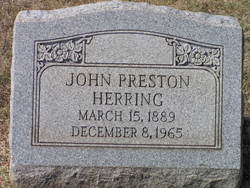 John Preston Herring