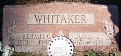 June Edyth <I>Griffin</I> Whitaker