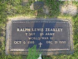 Ralph Lewis Zearley